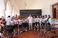 El doctor Noboru Takeuchi, investigador del Centro de Nanociencias y Nacotecnología de la UNAM, en Ensenada, Baja California, obtuvo en mayo pasado el Premio Latinoamericano a la Popularización de la Ciencia y la Tecnología 2015