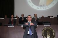Doctor Armando Mansilla Olivares, presidente de la Academia Nacional de Medicina para el periodo 2017-2018.