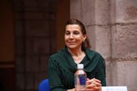 Guadalupe Zapata Zapata, directora de la Facultad de Ciencias Químicas de la UASLP.