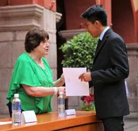 Doctora Antonia Dosal, coordinadora de la ONQ de la Academia Mexicana de Ciencias.