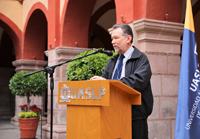 Doctor Mauricio Castro, coordinador, de la ONQ de la Academia Mexicana de Ciencias.