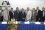 Durante el Foro 'Reflexiones en torno al Sistema Nacional de Investigadores: retos y perspectivas de la ciencia en México'.
