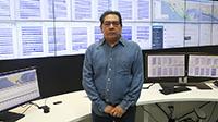 En México hay un déficit de sismólogos profesionales, señala el doctor en ciencias Víctor Hugo Espíndola Castro, jefe de Análisis del Servicio Sismológico Nacional (en la imagen).