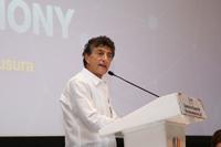 Doctor Elías Micha Zaga, director adjunto de Desarrollo Regional del Consejo Nacional de Ciencia y Tecnología (Conacyt).