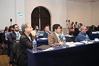 Participantes en la reunión académica Construyendo el futuro. Encuentros de ciencia, que tuvo lugar en Xochitepec, Morelos los días 3 y 4 de diciembre.