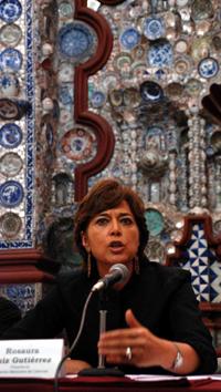 Para la presidenta de la Academia Mexicana de Ciencias llamó a manejar los resultados de la investigación genómica con responsabilidad ética.