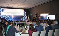 Reunión de Instalación de la Comisión de Ciencia y Tecnología de la Conago, que coordina el gobernador de Colima, José Ignacio Peralta, la cual se llevó a cabo en la Ciudad de México.