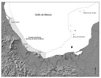 Se sabe que la plataforma continental que se encuentran en el Golfo de México frente a las costas de Veracruz son zonas ricas en hidrocarburos, y el principal riesgo al que se enfrentan los arrecifes de este corredor biológico son los polígonos de explotación puestos a licitación.