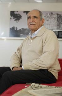 El biólogo Alfonso Larqué Saavedra, investigador del Centro de Investigación Científica de Yucatán y miembro de la Academia Mexicana de Ciencias.