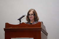 María Elena Medina Mora, directora general del Instituto de Psiquiatría