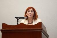 Angela Beatriz Martínez, presidenta de la Red Mundial de Suicidiólogos México.