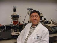 Benjamín Rodríguez Garay obtuvo miles de plantas resistentes que se encuentran en la fase de plantación experimental