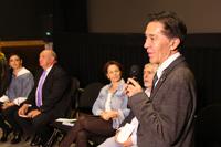 Doctor Jaime Urrutia Fucugauchi, presidente de la Academia Mexicana de Ciencias, reconoció el resultado de la labor conjunta entre la AMC, SPR e Inmedia para la realización de la serie Ciencia en todos lados.
