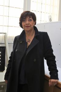 Doctora Amanda Gálvez Mariscal, investigadora de la Facultad de Química de la Universidad Autónoma de México.