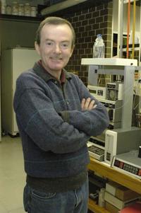 Jaime Mas Oliva, investigador del Instituto de Fisiología Celular de la UNAM y miembro de la Academia Mexicana de Ciencias.