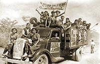La lucha de las mujeres por obtener derechos políticos y laborales no es un fenómeno reciente, sino una manifestación histórica.