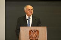 José Antonio Seade, director del Instituto de Matemáticas de la UNAM.