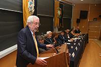 Enrique Graue, rector de la UNAM.