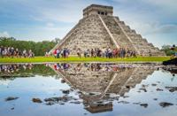 Chichén Itzá, Patrimonio Mundial Cultural de la Humanidad de la Unesco, es el segundo sitio arqueológico más visitado después de Teotihuacán.
