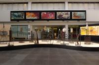 Tanto el arte como la ciencia quieren dar respuestas sobre qué es el mundo y cómo funciona, dice Manolo Cocho autor de las obras que se exponen hasta el 27 de junio.
