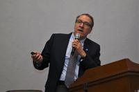 Doctor Guilherme Luiz Borges Guimaraes, investigador del Departamento de Atención a la Salud de la Universidad Autónoma Metropolitana.