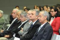 En la celebración del 75 aniversario de la revista Ciencia, estuvieron presentes como invitados especiales los expresidentes Carlos Gual Castro, Mauricio Fortes, Francisco Bolívar Zapata, Juan Pedro Laclette y Daniel Reséndiz; así como Ricardo Tapia, integrante de la AMC.
