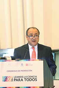 Otto Granados Roldán, secretario de Educación Pública.