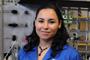 Con su proyecto, la doctora Zenaida Carolina Leyva Inzunza (en la imagen) obtuvo el Premio Weizmann 2012 en ingeniería y tecnología.