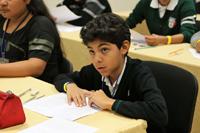 Un total de 95 alumnos procedentes de nueve estados del país participan, del 16 al 19 de junio, en la etapa nacional de la 11ª Olimpiada Mexicana de Historia, de la Academia Mexicana de Ciencias, en Huasca de Ocampo, Hidalgo. En la primera fase eliminatoria intervinieron más de 122 mil alumnos menores de 17 años.