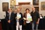 Los doctores Arsenio González, Miguel Pérez de la Mora, Alicia Ziccardi y Manuel Suárez, en la presentación de la revista