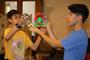 El taller de Robótica pedagógica con dispositivos móviles, que imparte la Academia Mexicana de Ciencias, cuenta con un grupo de talleristas que apoyan en la enseñanza de la robótica. Esta actividad formó parte del programa que ofreció El Colegio Nacional,