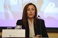 La doctora Consuelo Naranjo Orovio, directora del Instituto de Historia del Consejo Superior de Investigaciones Científicas de España, ofreció con motivo de su ingreso como miembro correspondiente de la AMC, la conferencia
