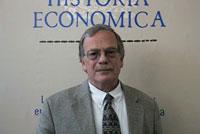El destacado historiador de la Universidad de California, ingresará como miembro correspondiente de la AMC, el próximo jueves 25 de septiembre.