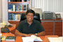 El doctor Germán Buitrón Méndez, investigador del Instituto de Ingeniería de la UNAM en la Unidad Académica de Juriquilla y miembro de la Academia Mexicana de Ciencias.