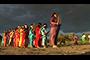 En la imagen, danza Quitivac. La música indígena del noroeste del país está estrechamente ligada a la danza, ambas expresiones culturales pueden ser estudiadas bajo criterios científicos para conocer cuál es la estética de creación, producción y difusión, así como la visión de estos grupos sobre su cultura, ya que poseen su propia mitología.