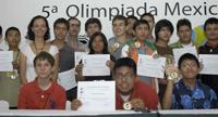 Jóvenes ganadores a nivel nacional competirán en la etapa internacional donde mostraran sus conocimientos en Geografía.
