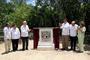 El doctor José Narro Robles informó que la UNAM participará en la construcción y puesta en marcha del Museo de Ciencias del Cráter Chicxulub, e iniciará los trabajos encaminados a crear un fondo de apoyo a la investigación para quienes quieran laborar en este campo.