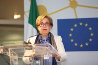 Martha Navarro, directora general de Cooperación Técnica y Científica de la  Agencia Mexicana de Cooperación Internacional para el Desarrollo de la SRE.