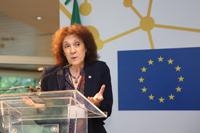 Dra. Julia Tagüeña, directora adjunta de Desarrollo Científico del Conacyt.