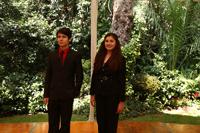 Los estudiantes Guillermo Gael Wells Abascal y Ana Laura Martínez Pacheco, de Baja California, ganadores del primer lugar del Premio Nacional Juvenil del Agua 2015, representarán a México con su proyecto 'Detección y eliminación de flúor en el agua', en el 18 'Stockholm Junior Water Prize', durante la Semana Mundial del Agua en Estocolmo, Suecia