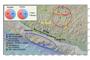El mapa indica los distintos tipos de instrumentos que se colocarán en la brecha sísmica de Guerrero y las instituciones participantes, durante las operaciones que efectuará en la zona en noviembre un equipo de científicos mexicanos y japoneses en el buque oceanográfico