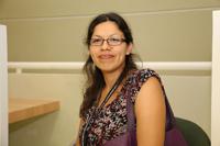 Doctora Claudia Villicaña, del Programa Cátedras Conacyt para Jóvenes Investigadores en la Universidad Autónoma de Yucatán.