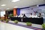 La inauguración de la XXVII Olimpiada Nacional de Biología estuvo encabezada por el presidente de la Academia Mexicana de Ciencias, José Luis Morán, y autoridades del medio educativo y científico del estado de Quintana Roo, así como de la ciudad de Chetumal.