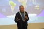 El investigador Juan Luis Cifuentes Lemus ofreció una plática sobre su tema de especialidad, la biología marina, a maestros de primaria y secundaria que cursan el diplomado La Ciencia en tu Escuela, en el marco de las pláticas que organiza Domingos en la Ciencia, ambos programas de la Academia Mexicana de Ciencias.