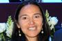 Doctora Marlen Hernández Ortiz, del Departamento de Posgrado en Ciencia de la Ingeniería de la Facultad de Ingeniería Eléctrica de la Universidad Autónoma de Zacatecas, ganadora de una de las Becas para Mujeres en la Ciencia L´Oréal-Unesco-Conacyt-AMC 2015, en el área de ingeniería.