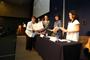 El doctor Jaime Urrutia, presidente de la Academia Mexicana de Ciencias, encabeza la ceremonia de entrega de diplomas a maestros de educación básica que cursaron La Ciencia en tu Escuela generación 2014.