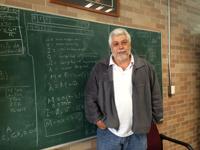 Doctor Salvador Curiel Ramírez, investigador del Instituto de Astronomia de la UNAM, codescubridor del exoplaneta Upsilon Andrómeda e en el año 2010 junto con otros astrónomos mexicanos.