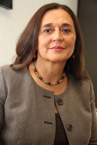 Dra. Maria Amparo Martínez, directora general del Instituto Nacional de Ecología y Cambio Climático.