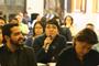 Jóvenes investigadores que participan en Construyendo el futuro. Encuentros de ciencia, actividad que organiza la Academia Mexicana de Ciencias en Morelia, Michoacán, aprovechan el ambiente informal y de convivencia para interactuar con colegas reconocidos y de más experiencia.