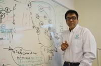 El doctor José Torres Jiménez, investigador del Cinvestav unidad Tamaulipas, ha trabajado por más de una década en la creación de covering arrays para garantizar la calidad del software y hardware. Foto: cortesía del investigador.